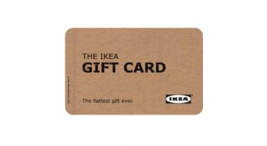 IKEA RM50 Physical Gift Card