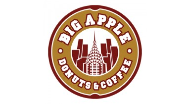 Big Apple Donuts and Coffee Digital Voucher